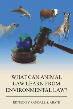 What Animal Law can learn from Environmental Law
